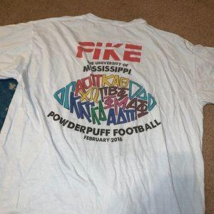 Comfort Colors Fraternity T-shirt